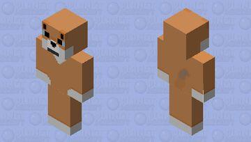 Dingo Minecraft Skin