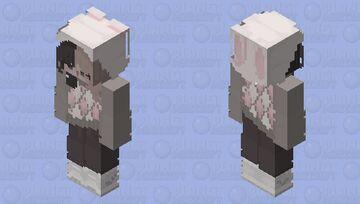bunny creds 2 _pqin on skinseed Minecraft Skin