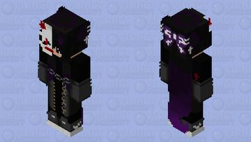 Provoked Storm Minecraft Skin