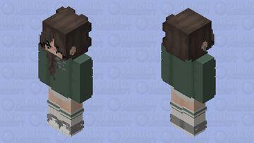 green creds 2 juicecarton on skinseed Minecraft Skin