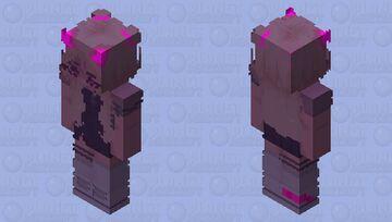 itz_firesky on skinseed Minecraft Skin