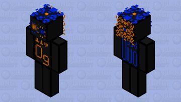 Figure 118 (HD) Minecraft Skin