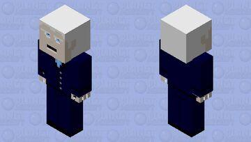 Biden Minecraft Skin