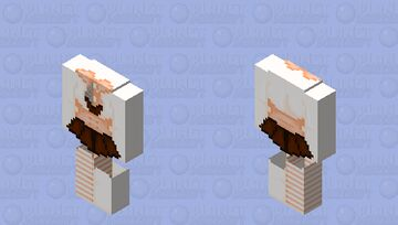 Random Flat Base Minecraft Skin