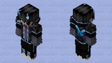 The PvP god skin Minecraft Skin