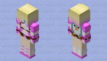 Gwenpool 4 Minecraft Skin
