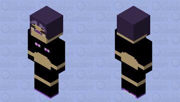 Endergirl Minecraft Skin