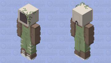 Oakley Minecraft Skin