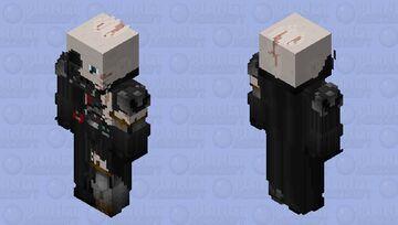 Darth Vader (Battle Damaged): Star Wars: The Force Unleashed Minecraft Skin