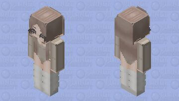 Olive Leotard HD Minecraft Skin