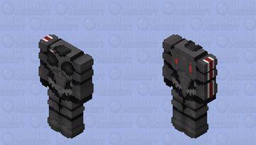 °.✩┈ Mass effect || N7 Armour ✩.° Minecraft Skin