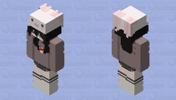 n3rfk1ttyy on skinseed Minecraft Skin