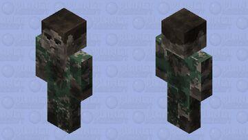 Vietnam War American P.O.W Minecraft Skin