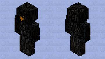 Blackbird HD Minecraft Skin