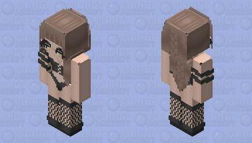 Serpent Queen HD Minecraft Skin