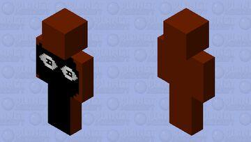 Phase 3 bob Minecraft Skin