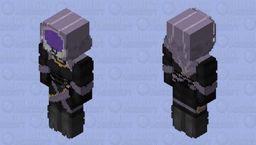°.✩┈ Mass Effect || Tali'zorah ✩.° Minecraft Skin