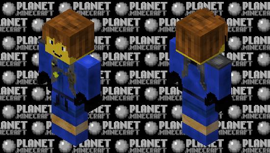 Jay in HD Minecraft Skin
