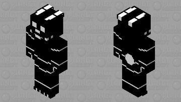 The Shadow Minecraft Skin