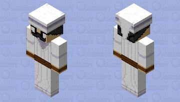 LEGO Ninjago Fungus Master of the Mountain season 13 HD Minecraft Skin