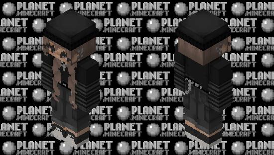 Halie Minecraft Skin