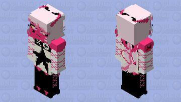 Verosika Mayday The Succubus Demon Minecraft Skin