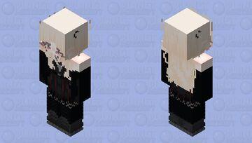 shinrinyokku on skinseed Minecraft Skin