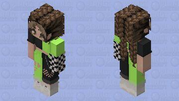 It's Not My Best Minecraft Skin