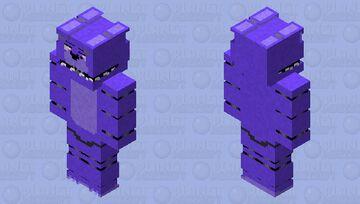 Bonnie Minecraft Skin
