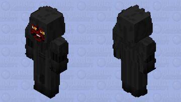 Darth Maul (Sith Robes): Star Wars Episode I: The Phantom Menace Minecraft Skin