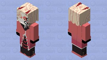Swap!Charlie V2 Minecraft Skin