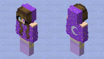 ~+' Amongst the stars '+~ Minecraft Skin