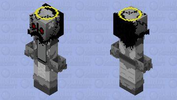 Jesus Christ (Jebus) - Version: Madness Combat Minecraft Skin