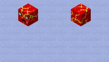 Boom slime Minecraft Skin