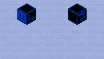 Floating Robot Minecraft Skin