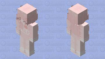 - = Strawberry Milk = - Minecraft Skin