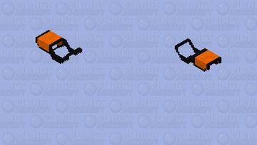 StormTrooper Pauldron (Squad Leader) Minecraft Skin