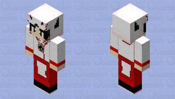 LEGO Ninjago kid Akita Secrets of the Forbidden Spinjitzu season 11 HD Minecraft Skin