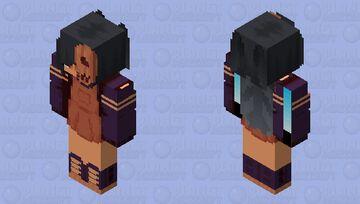 Aphmau: Halloween Minecraft Skin