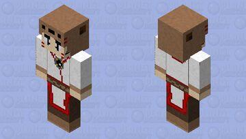LEGO Ninjago kid Kataru Secrets of the Forbidden Spinjitzu season 11 HD Minecraft Skin