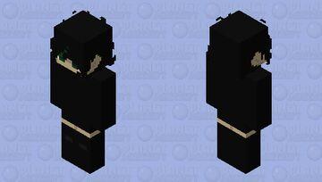 binary Minecraft Skin
