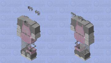 ꜱᴏᴜʀ ᴄᴀɴᴅʏ ʙᴀꜱᴇ Minecraft Skin
