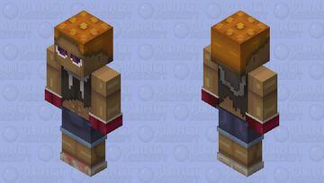 Firefists 🔥 Minecraft Skin