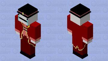 Hatty Hattington Minecraft Skin