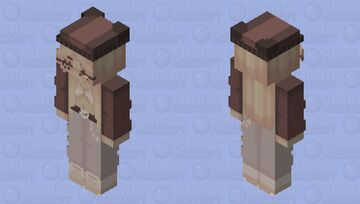Urban Minecraft Skin