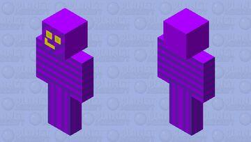 Bannerman (HD) Minecraft Skin