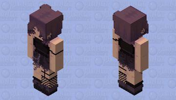 𝓐𝓼𝓱𝓮 Minecraft Skin