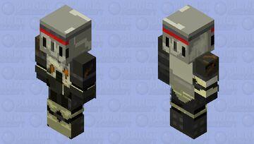 Death legion Minecraft Skin