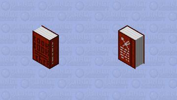 cook book 2.0 Minecraft Skin