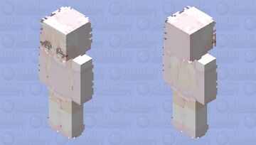 Pastel Lolita Minecraft Skin